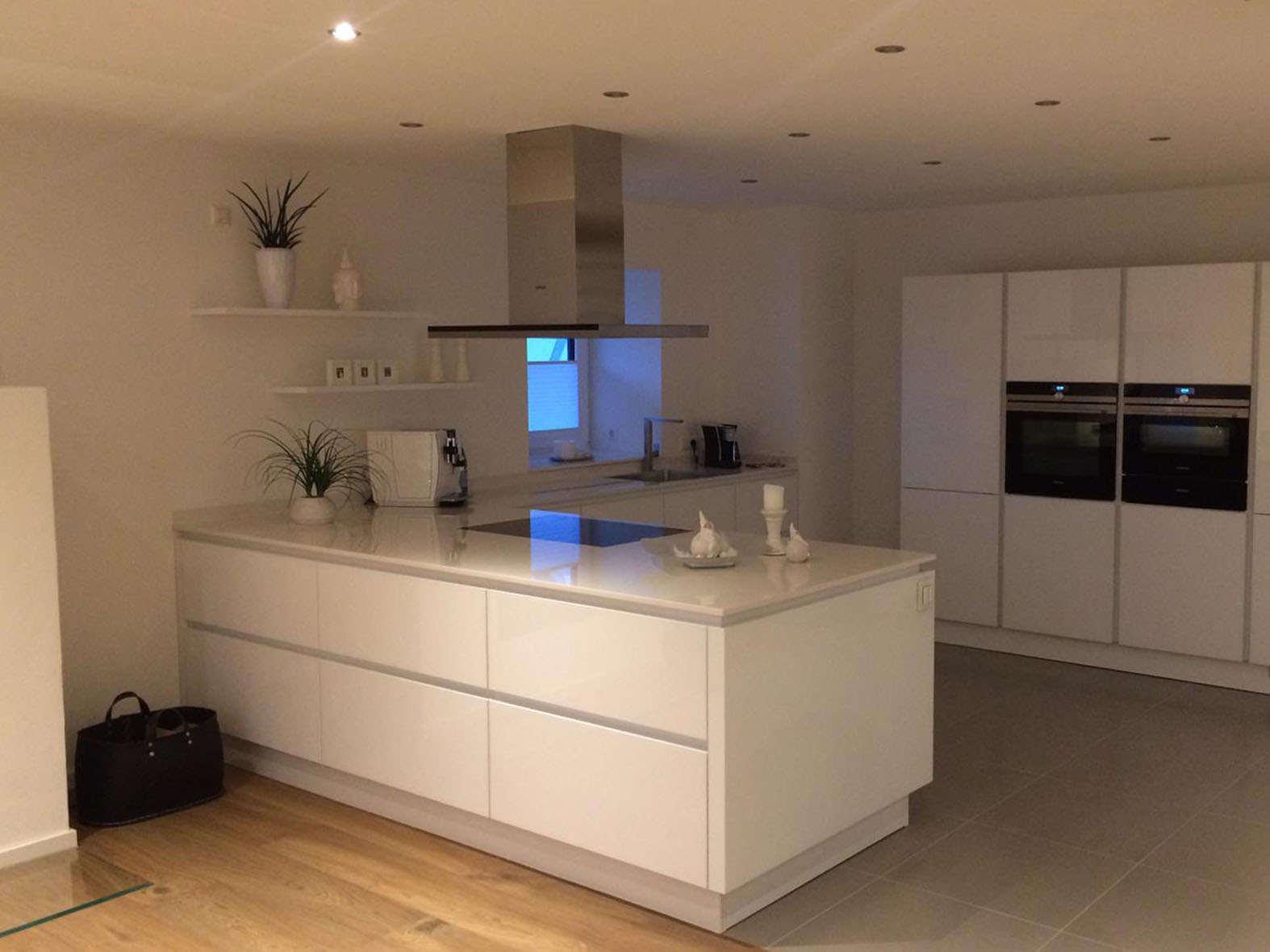 Innenraum Küche